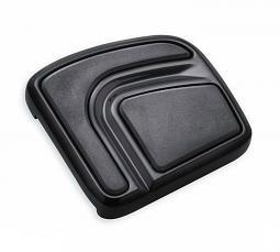 Harley-Davidson® Brake Pedal Pad | Airflow Gloss Black