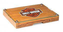 Harley-Davidson® Concerto Cheese Board | Bamboo | Bar & Shield®