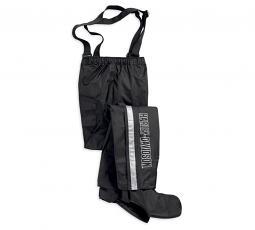 Harley-Davidson® Women's Rain Pants with Rain Gaiters | Waterproof