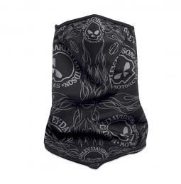 Harley-Davidson® Unisex Bandana Face Mask | Extra-Long | Fleece Lined