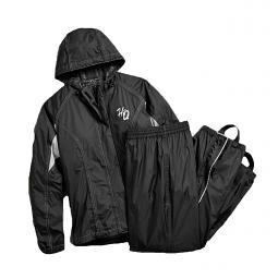 Harley-Davidson® Women's Reflective Rain Suit | Waterproof | Includes Storage Bag