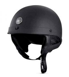 Harley-Davidson® Men's Skull Ultra-Light Half Helmet