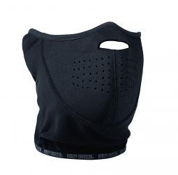 Harley-Davidson® Unisex Fleece & Neoprene Face Mask | Wind Resistant