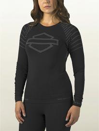 Harley-Davidson® Women's FXRG® Base Layer Tee | X-Bionic® Technology | Long Sleeves
