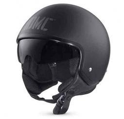 Harley-Davidson® Unisex Collins 5/8 Helmet | Sun Shield | Matte Black