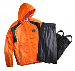 Harley-Davidson® Women's Hi-Vis Rain Suit