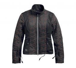 Harley-Davidson® Women's Heated BTC 12V Quilted Jacket Liner