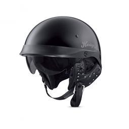 Harley-Davidson® Unisex Impulsive Dial Fit Half Helmet