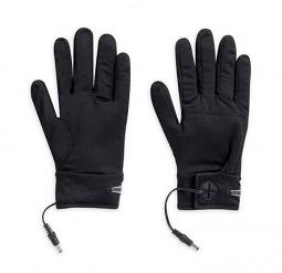 Harley-Davidson® Men's Heated One-Touch Programmable Plug-In 12V Glove Liner