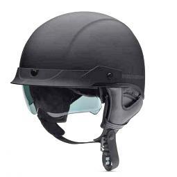 Harley-Davidson® Men's Lucid Ultra-Light Half Helmet   Sun Shield
