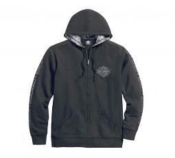 Harley-Davidson® Men's Wounded Warrior Project Hoodie | Stars & Stripes