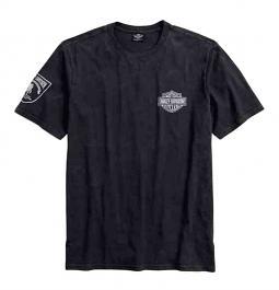 Harley-Davidson® Men's Wounded Warrior Project T-Shirt | Stars & Stripes