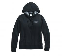 Harley-Davidson® Women's Wounded Warrior Project Hoodie | Stars & Stripes