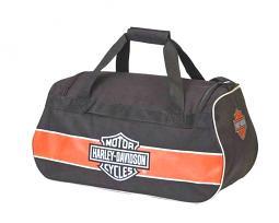 Harley-Davidson® Classic Bar & Shield® Duffel Bag | Water Resistant