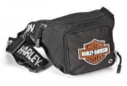 Harley-Davidson® Bar & Shield® Logo Belt Bag