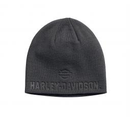 Harley-Davidson® Men's Debossed Knit Hat