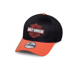 Harley-Davidson® Men's Colorblocked Logo 39THIRTY® Cap