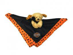 Harley-Davidson® Blanket Pup | Cuddles