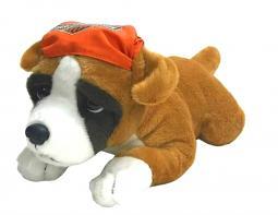 Harley-Davidson® Boxer Plush Pup | Rumble