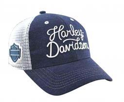 Harley-Davidson® Women's H-D® Script Baseball Cap | Adjustable Closure