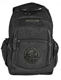 Harley-Davidson® 3-D Willie G® Skull Classic Camo Backpack