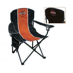 Harley-Davidson® Bar & Shield® Compact Chair