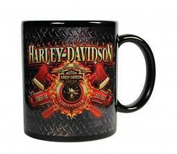 Harley-Davidson® Firefighter Original Coffee Mug   Ceramic