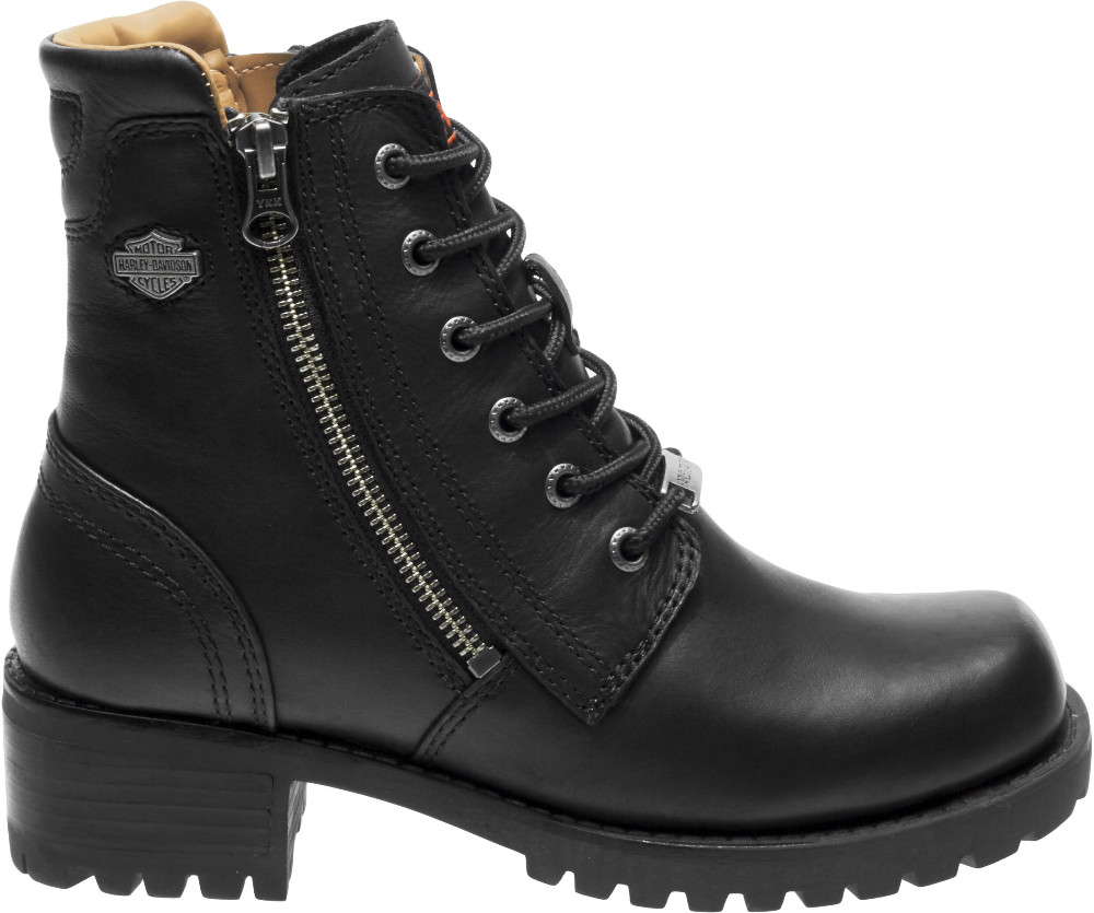 Harley-Davidson® Women's Asher Lifestyle Boots | Dual Zippers