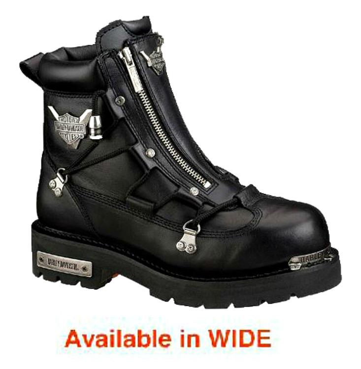 Harley-Davidson® Men's Brake Light Motorcycle Riding Boots