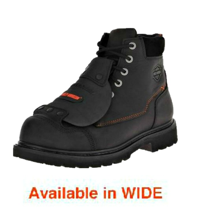 Harley-Davidson® Men's Jake Leather Steel Toe   Safety Work Boots