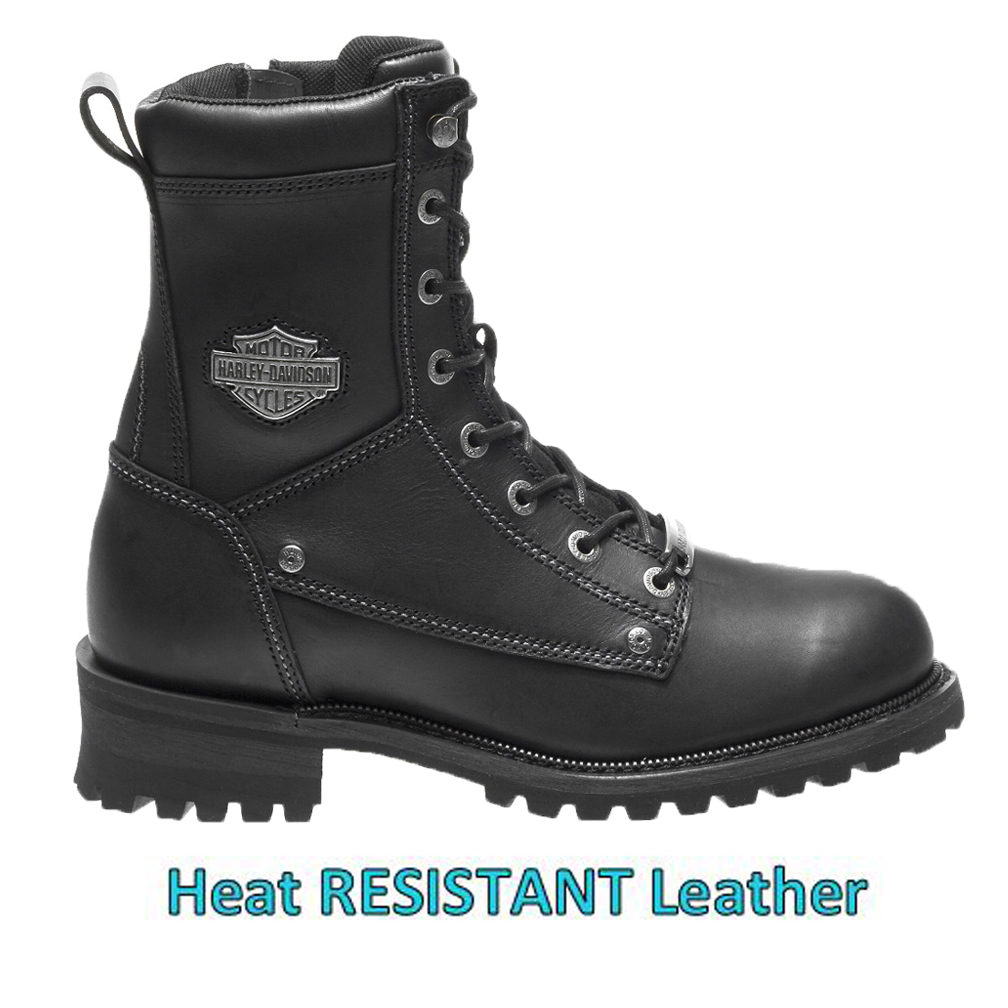 Harley-Davidson® Men's Benteen Motorcycle Riding Boots | TFL Cool Systems Technology