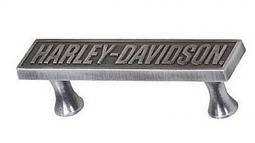 Harley-Davidson® Bar Front Pull | Antique Pewter Finish