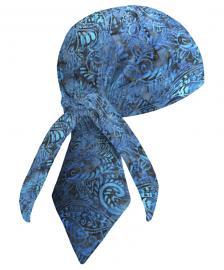 Harley-Davidson® Unisex Batik Bandana Blues Head Wrap