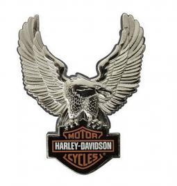 Harley-Davidson® Upwinged Eagle Pin | Bar & Shield® Logo