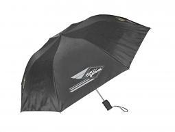 Harley-Davidson® Retractable Umbrella | Vintage Collage
