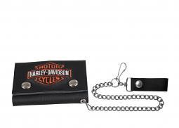Harley-Davidson® Men's Bar & Shield® Trucker Wallet