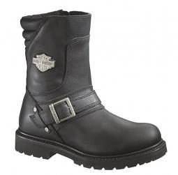 Harley-Davidson® Men's Booker Motorcycle Riding Boots