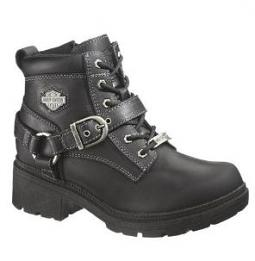 Harley-Davidson® Women's Tegan Leather Lifestyle Boots