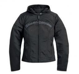 Harley-Davidson® Women's Miss Enthusiast 3-in-1 Jacket