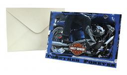 Harley-Davidson® Together Forever Anniversary Card