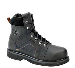 Harley-Davidson® Men's Pete Leather Steel Toe   Safety Work Boots