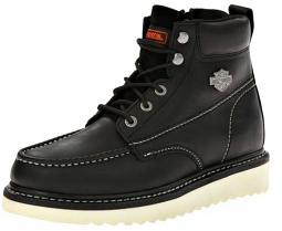 Harley-Davidson® Men's  Beau Leather Lifestyle Shoes