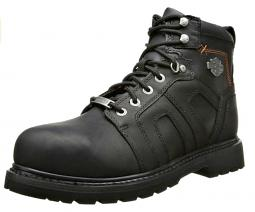 Harley-Davidson® Men's Chad Leather Steel Toe   Safety Work Boots