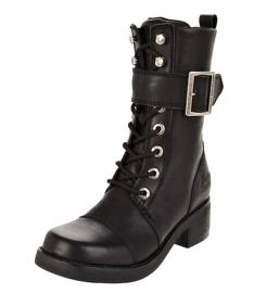 Harley-Davidson® Women's Jammie Leather Lifestyle Boots
