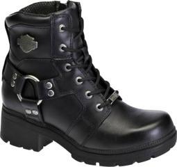 Harley-Davidson® Women's Jocelyn Leather Lifestyle Boots
